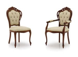 Angelo Bespoke Upholstered Dining Chairs MS0209 Custom Made-To-Order