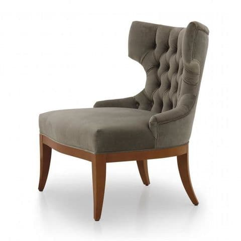 Attraente Bespoke Upholstered Armchair MS0451P Custom Made-To-Order