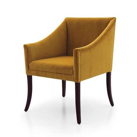 Contatore Bespoke Upholstered Tub Chair MS0407P Custom Made-To-Order