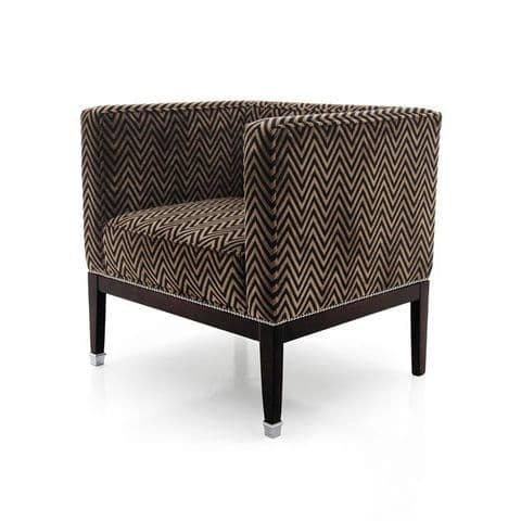 Cubo Bespoke Upholstered Cube Chair MS9171P Custom Made-To-Order