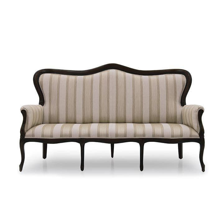 Divano French Three Seater Sofa MS0217E Made-To-Order Sofas From Millmax Interiors