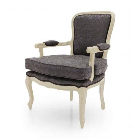 Duello Bespoke Upholstered Armchair MS9465P Custom Made-To-Order