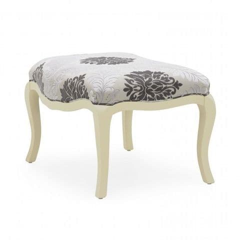 Formoso Bespoke Upholstered Ottoman Footstool MS0401O Custom Made-To-Order