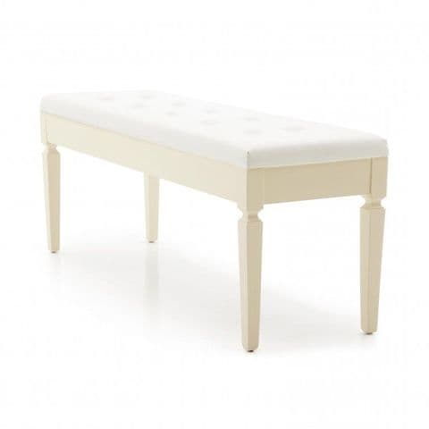 Moderno Upholstered Bench Seat MS0158Q Custom Made-To-Order