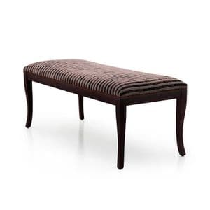 Noce Bespoke Upholstered Bench Seat MS0283Q Custom Made-To-Order
