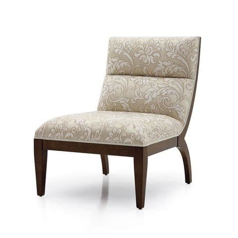 Sala Bespoke Upholstered Slipper Chair MS0500P Custom Made-To-Order
