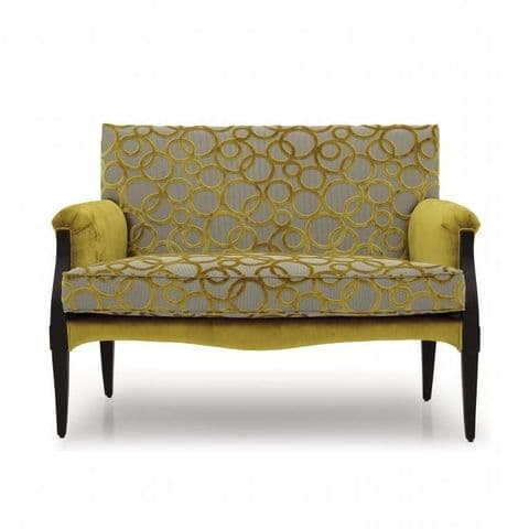 Scatola Contemporary Two Seater Sofa MS9446D Made-To-Order