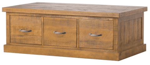 Shaker Style Coffee Table With Drawers MH19515