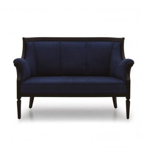Signore Two Seater Italian Club Sofa MS9193D Made-To-Order