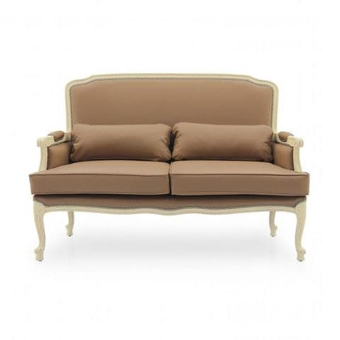 Vestiaire French Two Seater Sofa MS9788D Made-To-Order