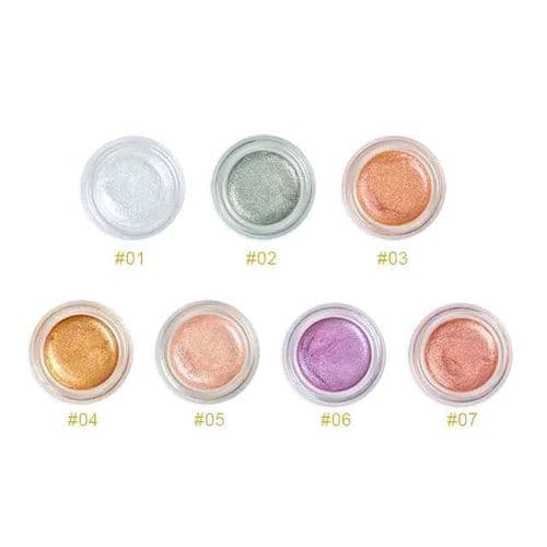 All In 1 Shimmer Jelly Pigment for Face