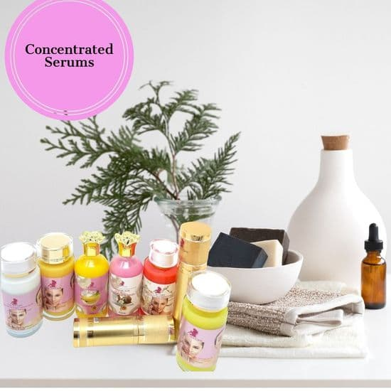 CONCENTRATED SERUMS