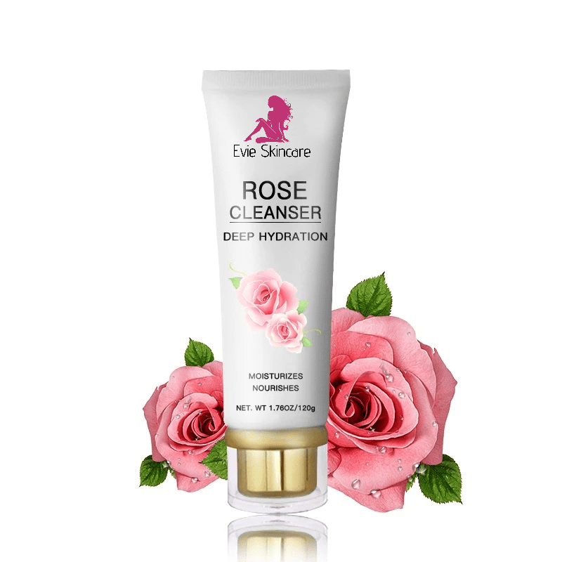 Correct & Perfect Whitening Rose Cleanser 120ml