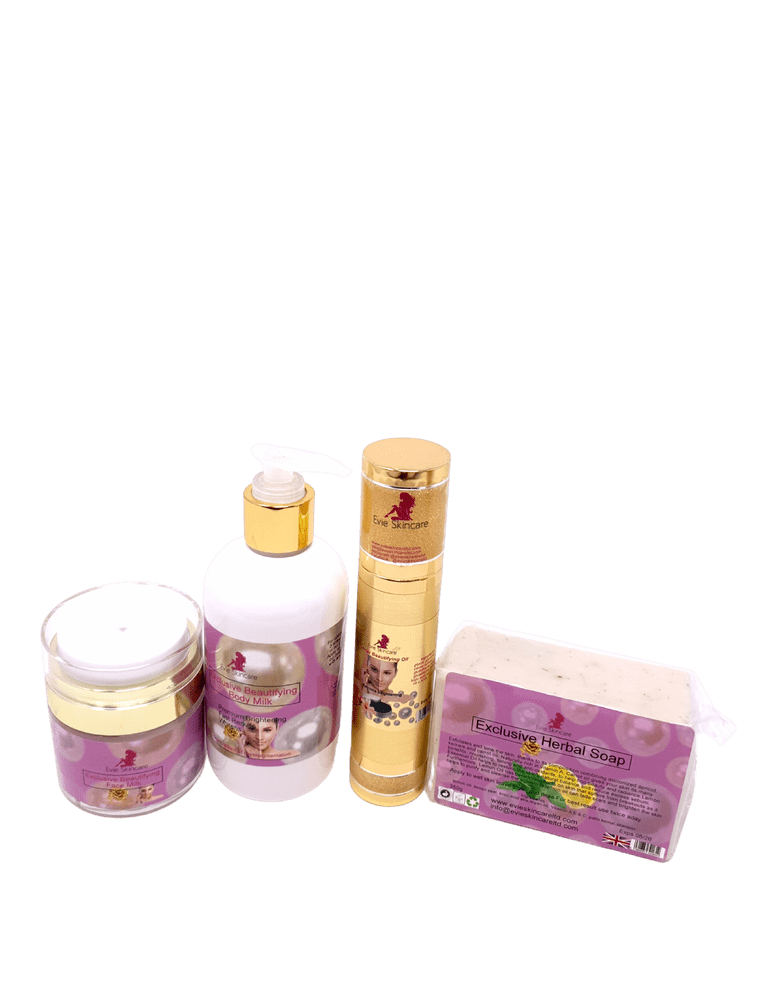 Exclusive 250ml set with Exclusive tablet