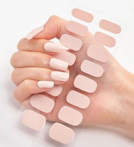 Nail Strips Nude
