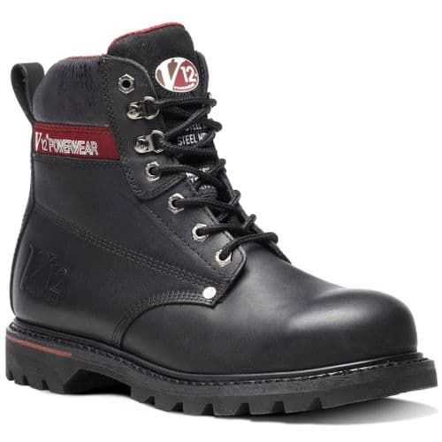 V1235 BOULDER BLACK DERBY BOOT