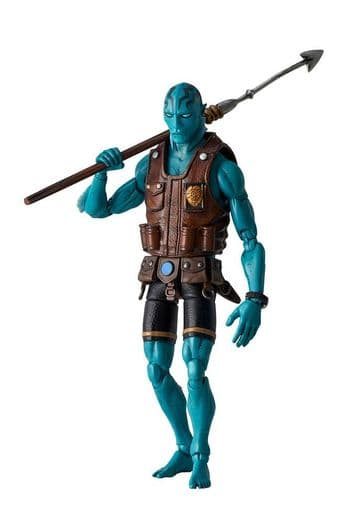 1000 Toys Mike Mignola's Hellboy Abe Sapien 1/12 Scale Action Figure - Pre-order