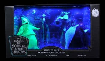 Diamond Select SDCC 2020 Exclusive Disney's Nightmare Before Christmas Oogie's Lair Set