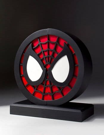 Gentle Giant Marvel Comics Spider-Man Logo Book Ends RRP £79.99