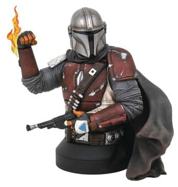 Gentle Giant Star Wars The Mandalorian 1/6 Scale MK1 15cm Bust - Pre-order