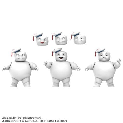 Ghostbusters Plasma Series Mini-Pufts 3.5-Inch Ghostbusters: Afterlife Action Figure 3-Pack - PRE-OR