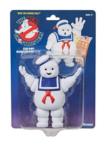 Ghostbusters - The Real Ghostbusters Animated Kenner Classics Stay Puft Action Figure