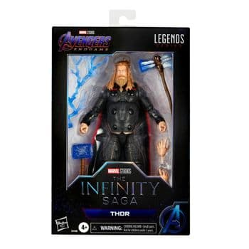 Marvel Legends Series Avengers End Game Infinity Saga 6-inch Scale Thor - INSTOCK
