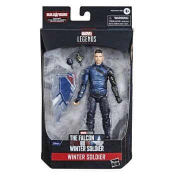 Marvel Legends Series Falcon and Winter Soldier - Winter Soldier Figure - PRE-ORDER