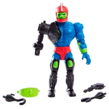Mattel Masters of the Universe Origins Trap Jaw Action Figure - INSTOCK