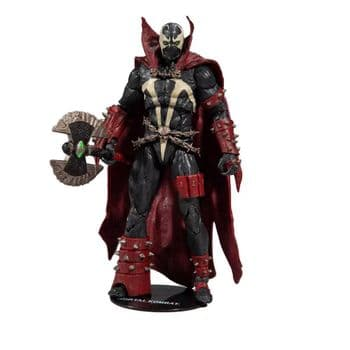 """McFarlane Toys  Mortal Kombat Action Figure Spawn with Axe Target Exclusive 7"""" Figure"""