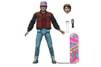 NECA Back to the Future Part 2 Ultimate Marty McFly Figure - Instock
