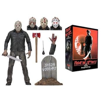"NECA Friday 13th Part 5 A New Beginning Ultimate Jason 7"" Scale Action Figure"