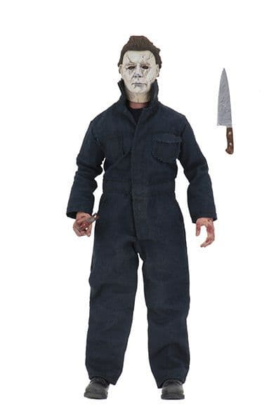 NECA Halloween 2018 Michael Myers Clothed Action Figure 8