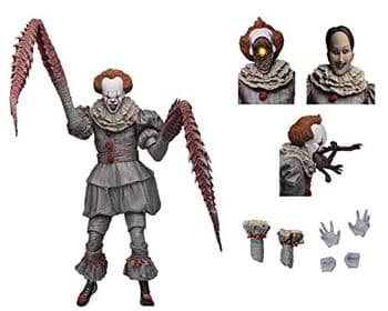 NECA IT 2017 Dancing Pennywise Ultimate Action Figure