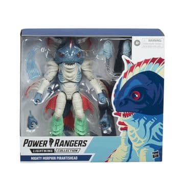 Power Rangers Lightning Collection Mighty Morphin Pirantishead Figure - PRE-ORDER