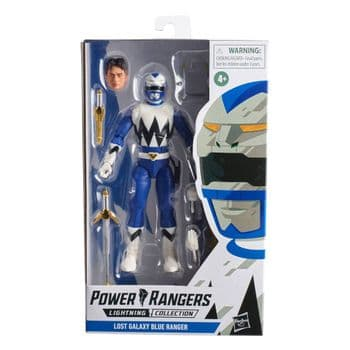 Power Rangers Wave 9 Lightning Collection Lost Galaxy Blue Ranger Action Figure - Pre-Order