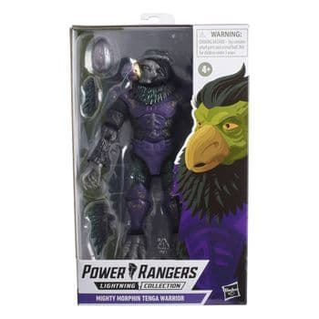 Power Rangers Wave 9 Lightning Collection Mighty Morphin Tenga Warrior Action Figure - Pre-Order