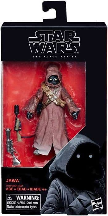 "Pre-Order - Star Wars The Black Series Jawa 6"" Scale Action Figure"