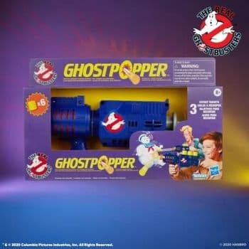 SALE Ghostbusters The Real Ghostbusters Kenner Classics Ghostpopper Action Blaster  - INSTOCK