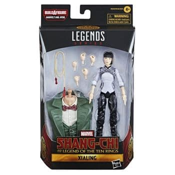 SALE Marvel Legends Series Shang-Chi And The Legend Of The Ten Rings Xialing Figure NO BAF PART