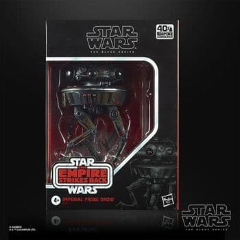 Star Wars Black Series 40th Anniversary ESB Imperial Probe Droid - Full Payment Pre-Order