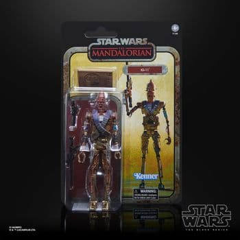 Star Wars Black Series The Mandalorian Credit Collection IG-11 Figure