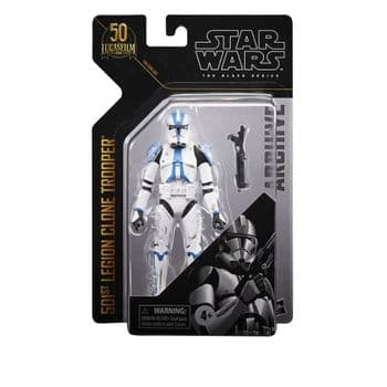 Star Wars The Black Series Archive Collection Wave 5 501st Legion Clone Trooper Figure - Pre-Order