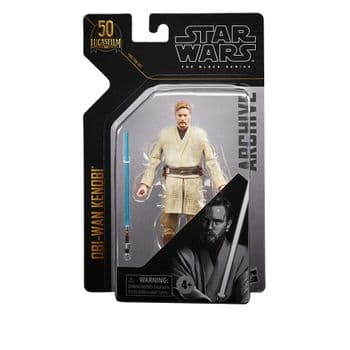 Star Wars The Black Series Archive Collection Wave 5 Full Set of 4 Figures - PRE-ORDER
