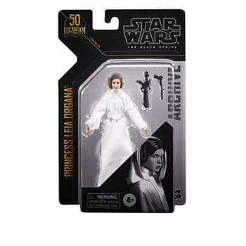 Star Wars The Black Series Archive Collection Wave 5 Princess Leia Organa Figure - Pre-Order
