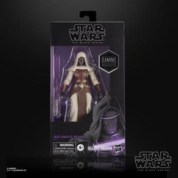 Star Wars The Black Series Gaming Greats Jedi Knight Revan Action Figure