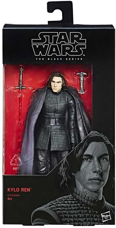 Star Wars The Black Series Kylo Ren  6
