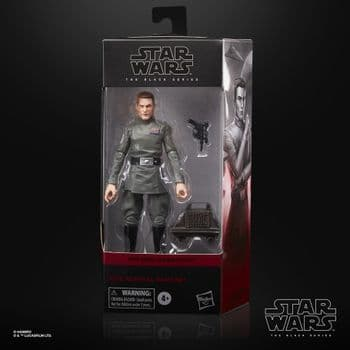 Star Wars The Black Series The Bad Batch Vice Admiral Rampart Figure - INSTOCK