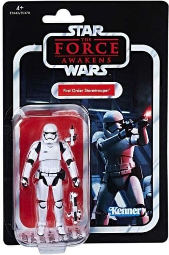 Star Wars The Vintage Collection 2018 First Order Stormtrooper Figure