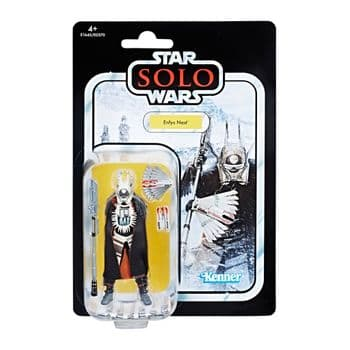 Star Wars The Vintage Collection 2018 Solo - Enfys Nest Action Figure
